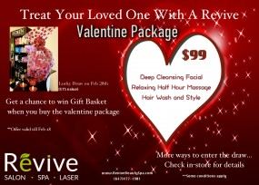 Revive February Promotion